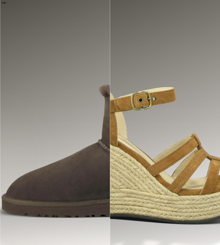 recoger gran inventario moda mejor valorada botas ugg niño el corte ingles